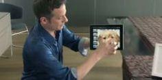 Magic iPad 3  ... Video !