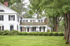 Bunny Williams' Connecticut home