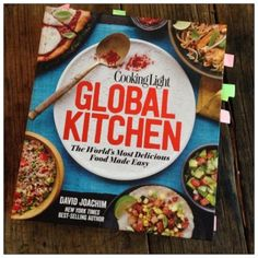 Cookbook review: Cooking Light Global Kitchen from Recipe Renovator