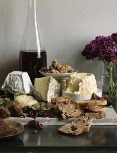 Dorie Greenspan's perfect cheese platter