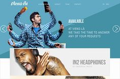 60+ Fresh Single Page Website Designs for Inspiration