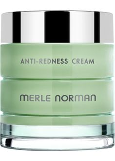 Anti-Redness Cream  For all skin types and sensitivity concerns.   This lightweight cream helps extinguish redness while soothing skin. Natural extracts help comfort skin on contact while natural anti-inflammatory ingredients like Sea Whip and a neutralizing light green tint help skin immediately look better. Antioxidants like White and Green Tea Extracts protect skin and help prevent future flare-ups. With daily use, you'll see a visible improvement in redness after a few weeks. Fragrance-fre
