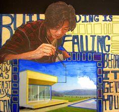 Less is More: A HIgh School Studio Lesson | SchoolArtsRoom | Art Education Blog for K-12 Art Teachers