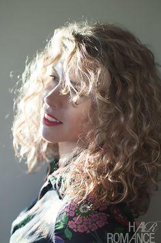 Hair Romance - Big curly hair