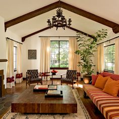 Moroccan Living Room Design, Pictures, Remodel, Decor and Ideas - page 7