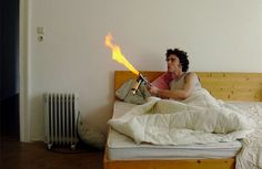 This Mosquito Flamethrower Will Zap Those Buggers to Ashes. I NEED this...
