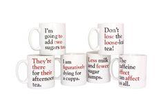 English teacher mugs!