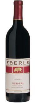 Eberle 2009 Barbera    II   Thanksgiving
