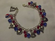 CHD Awareness Charm Bracelet!!!