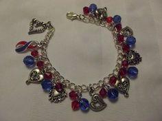 CHD Awareness Charm Bracelet!!!