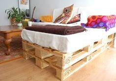 hous decor, de palet, palett de, bed pallet, en palett, bedroom ii, palet de, windmil deco, palet palet