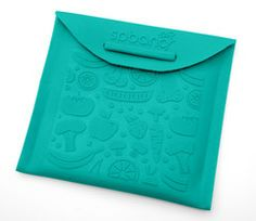 A reusable snack bag that can go in the dishwasher!  Lead, BPA, and Phthalate free (and cute, too!)
