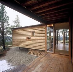 C-V. Hølmebakk: Mountain Cottage - Thisispaper Magazine