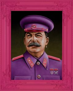 Stalin by  Scott Scheidly