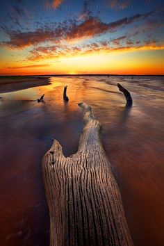Tranquility Beach ♥ ♥ Sunset