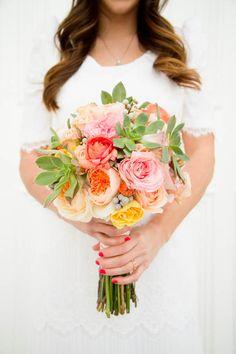 pretty bouquet!