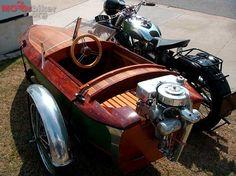 Speedboat sidecars ;)