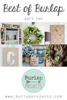 Best of Burlap