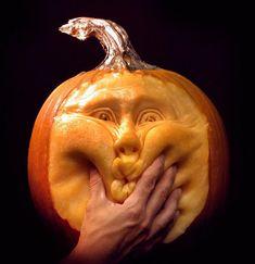 holiday halloween pumpkin carving ideas  pinterest pumpkin carvings cool pumpkin carving