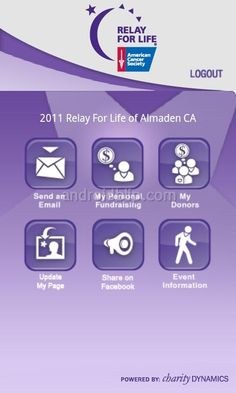 Get Relay For Life for your Android Phone