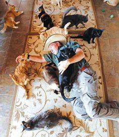 Animal Lover Creates Biggest Sanctuary in the US