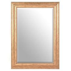 Champagne Mirror, 32x44   Kirkland's - $40