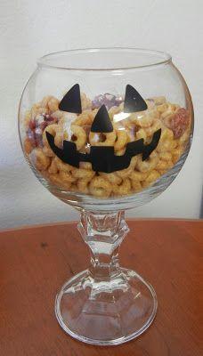 Halloween Jack-o-Lantern Jar