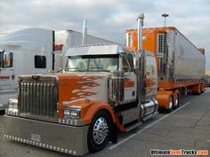 Custom Western Star from the 2008 Mid America Truck Show