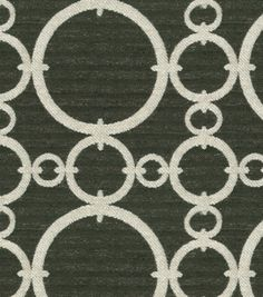 Upholstery Fabric-Waverly Connected/Onyx, , hi-res