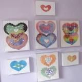 Valentine's Day Arts and Crafts Ideas (A Round-Up)