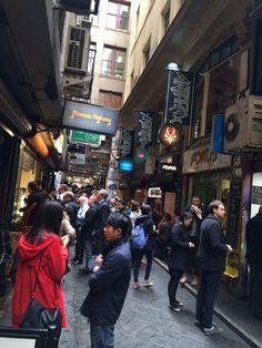 Melbourne Lane