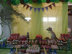 Festa Pedrossauro mesa principal