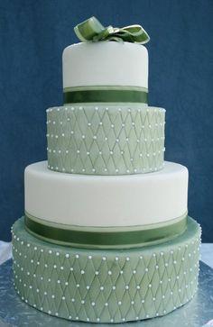 Four tier round unique custom elegant wedding cake ideas 2 - The best unique creative wedding, baby, bridal shower and birthday cake designs ideas and photos