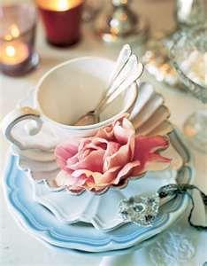 ♥♥♥ mismatched china ♥♥♥
