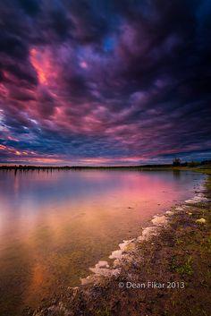 Benbrook Lake #Sunrise,  Fort Worth, TX