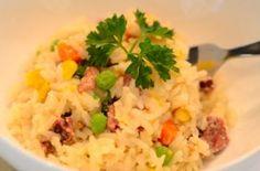 Baked Rice Casserole (Arroz de Forno)...Enjoy!