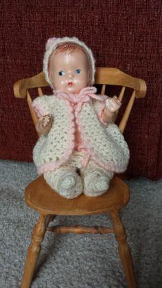 "7"" C1934 Effanbee Baby Tinyette"