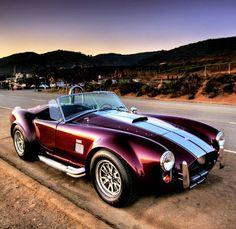 Ford AC Shelby Cobra. @Deidra Brocké Wallace...