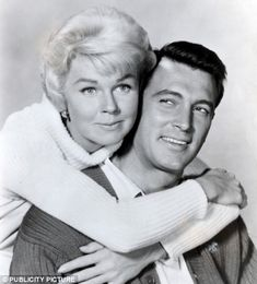 Doris Day and Rock Hudson - What a great pair