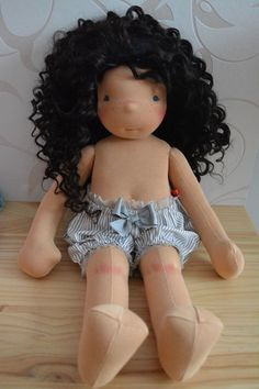 Lunart Dolls by Desi.  Sweetest unders!