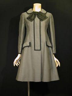 60's coat dress from Kasper