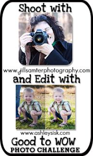 Good to WOW! Shoot and Edit Tutorials by Ashley Sisk