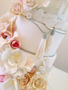 Close up of Karen Garland - White Cakery Company - #justjune