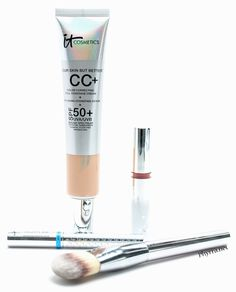 It Cosmetics CC Your Way to Beautiful Skin at QVC via @Phyrra