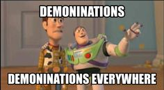 Denominations Everywhere