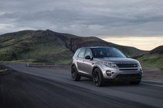 Land Rover Discovery: presentato il nuovo Sport