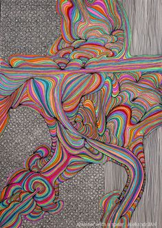 #trippy #psychedelic #art