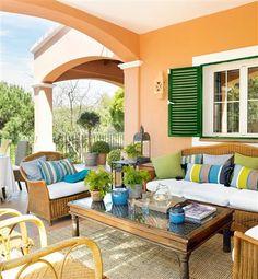 Terrazas con encanto on pinterest decks outdoor spaces - Terrazas con encanto ...