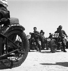 Daytona Motorcycle 1948