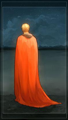Arthur by the lake